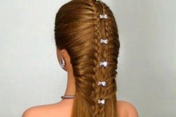 Плетение косичек в перми