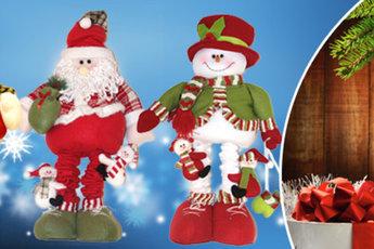 Снеговик дед мороз своими руками